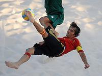 FIFA BEACH SOCCER WORLD CUP 2008 ITALY - SPAIN  26.07.2008 AMARELLE (ESP).