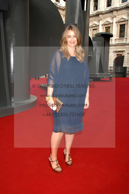 ANYA HINDMARCH at the Royal Academy of Art Summer Exhibition Preview Party on 4th June 2008.<br />