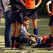 Hockey Spandersbosch tegen Pinoke