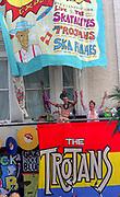 Trojan sign, Gaz's Rockin Blues sound system, Notting Hill Carnival 2000's