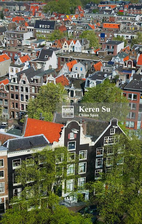 Cityscape, Amsterdam, Netherlands
