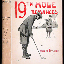 THE 19TH HOLE: GOLF & THE DEMON DRINK