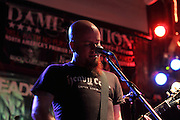 Deadmanswake performs at Reggie's Music Joint in Chicago, Illinois for Dame Nation on 2011-07-29.