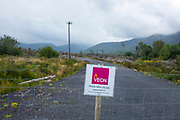 """Forest managed by Veon Ltd."". Foest? What forest? Clearfelling of commercial plantation forest in Cloghane, Co. Kerry, Ireland"