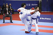 KARATE : Open Paris Karate - Finales -Paris - 28 January 2018