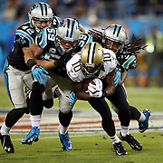 2014 Saints at Panthers