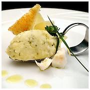 pepperLe Ricette Tradizionali della Cucina Italiana.Italian Cooking Recipes. Brandade di stoccafisso