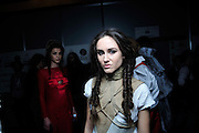 Backstage Mercedes-Benz Fashion Week Madrid 2013