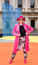 Twiggy at the Royal Academy of Arts Summer Exhibition Preview Party 2017, Burlington House, London England. 7 June 2017.