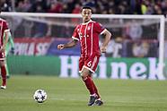 Sevilla FC vs FC Bayern Munchen 3 April 2018