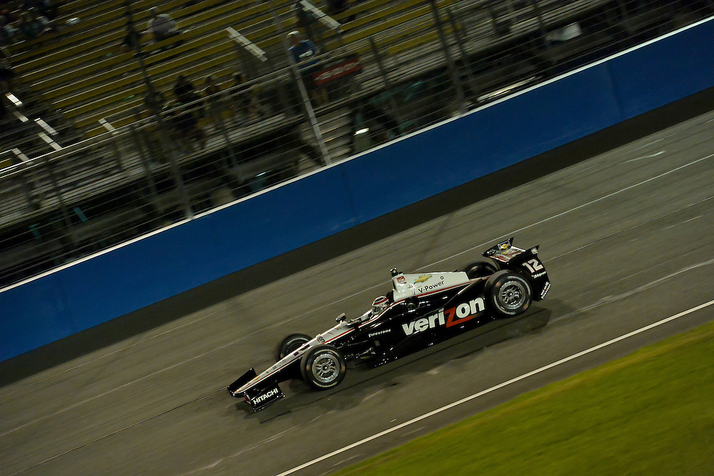 Will Power, Auto Club Speedway, Fontana, CA USA 8/30/2014