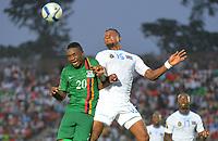 Emmanuel Mayuka (ZAM) vs Joel Kimuaki Mpela (RDC)