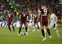 May 3, 2019 - Turin, ITA, Italy - Soualiho Meite during Serie A match between Juventus v Torino, in Turin, on May 3, 2019  (Credit Image: © Loris Roselli/NurPhoto via ZUMA Press)