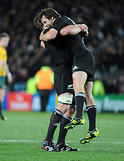 Auckland-Rugby, RWC, New Zealand v Australia