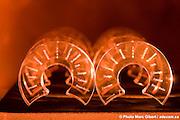Soirée de remise des prix du concours.Créativité Montréal - Design de commerce. Organisé par Infopresse...Cet événement récompense les commerçants pour la qualité exemplaire du design intérieur de leur établissement et met en valeur le talent des concepteurs. Il récompense également les meilleurs aménagements de bureaux et vise aussi à encourager les initiatives d?intégration urbaine.  Entrepôts Dominion / Montreal / Canada / 2008-11-06, © Photo Marc Gibert / adecom.ca
