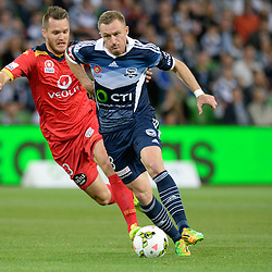 Melbourne Victory v Adelaide United | A-League | 28 November 2014
