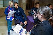 RSC Anderlecht Press Conference - 15 Nov 2017