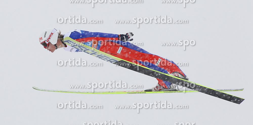 31.12.2011, Olympia Skisprungschanze, Garmisch Partenkirchen, GER, 60. Vierschanzentournee, FIS Ski Sprung Weltcup, Training, im Bild Atle Pedersen ROENSEN (NOR) // Atle Pedersen ROENSEN (NOR) during a practice session of 60th Four-Hills-Tournament FIS World Cup Ski Jumping at Olympia Skisprungschanze, Garmisch Partenkirchen, Germany on 2011/12/31. EXPA Pictures © 2011, PhotoCredit: EXPA/ Sven Kiesewetter