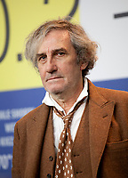 Director and Screenwriter Philippe Garrel at the press conference for the film The Salt of Tears (Le Sel des Larmes) at the 70th Berlinale International Film Festival, on Saturday 22nd February 2020, Hotel Grand Hyatt, Berlin, Germany. Photo credit: Doreen Kennedy