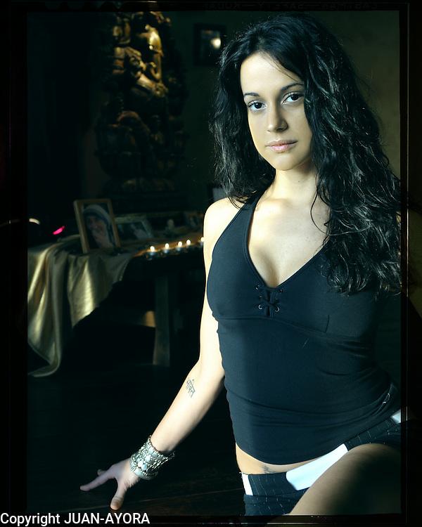 Diana Vitantonio, Yogi