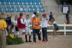 Ehrens Rob, Van der Vleuten Maikel, Van der Vleuten Eric, NED<br /> Olympic Games Rio 2016<br /> © Hippo Foto - Dirk Caremans<br /> 19/08/16