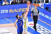 Martinas Geben<br /> 2019 FIBA Basketball World Cup Qualifiers<br /> Italia Italy - Lituania Lithuania<br /> FIP 2018<br /> Brescia, 29/11/2018<br /> Foto M.Ciaramicoli / Ciamillo-Castoria