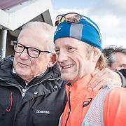 NLD/Biddinghuizen//20170305 - De Hollandse 100 - Stichting Lymph & Co 2017, Meester Pieter van Vollenhoven en zijn zoon Prins Pieter Christiaan