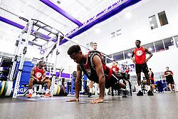 Jojo Wollacott of Bristol City during the afternoon gym session - Rogan/JMP - 15/07/2019 - IMG Academy, Bradenton - Florida, USA - Bristol City Pre-Season Tour Day 5.