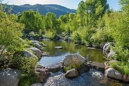 John Denver Sanctuary in Aspen, Colorado.