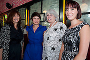 ANITA ZABLUDOWICZ; ELIZABETH NEILSON; JUDITH NEILSON; PARIS NEILSON, Brunch to celebrate the launch of Art HK 11. Miss Yip Chinese Cafe. Meridian ave,  Miami Beach. 3 December 2010. -DO NOT ARCHIVE-© Copyright Photograph by Dafydd Jones. 248 Clapham Rd. London SW9 0PZ. Tel 0207 820 0771. www.dafjones.com.