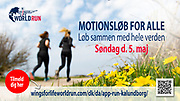 Wings for Life App Run 2019 - Kalundborg