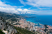 May 23-27, 2018: Monaco Grand Prix. Scenic view of Monaco
