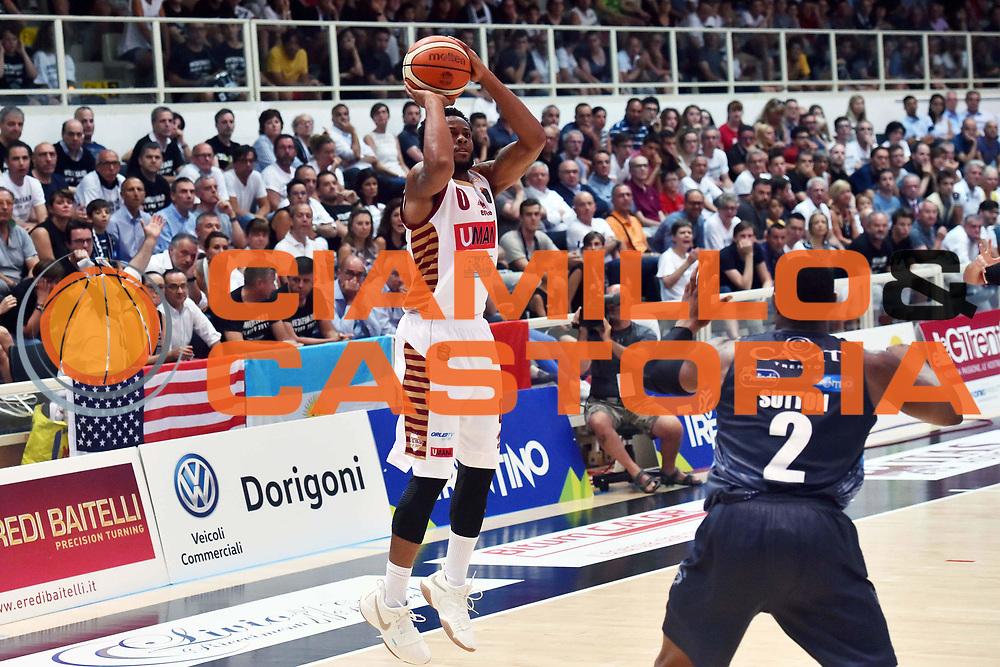 Haynes MarQuez<br /> Dolomiti Energia Trento - Umana Venezia<br /> Finale Gara 6<br /> Legabasket A 2016/2017<br /> Trento 20/06/2017<br /> Foto Ciamillo-Castoria