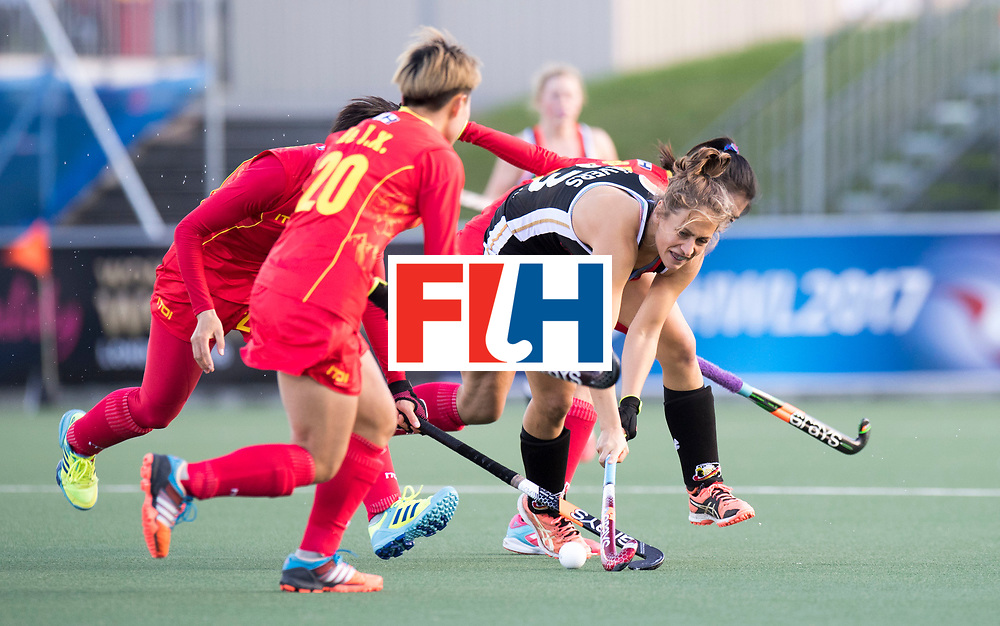 AUCKLAND - Sentinel Hockey World League final women<br /> Match id 10297<br /> 07 Germany v China<br /> Foto: Marie M&auml;vers <br /> WORLDSPORTPICS COPYRIGHT FRANK UIJLENBROEK