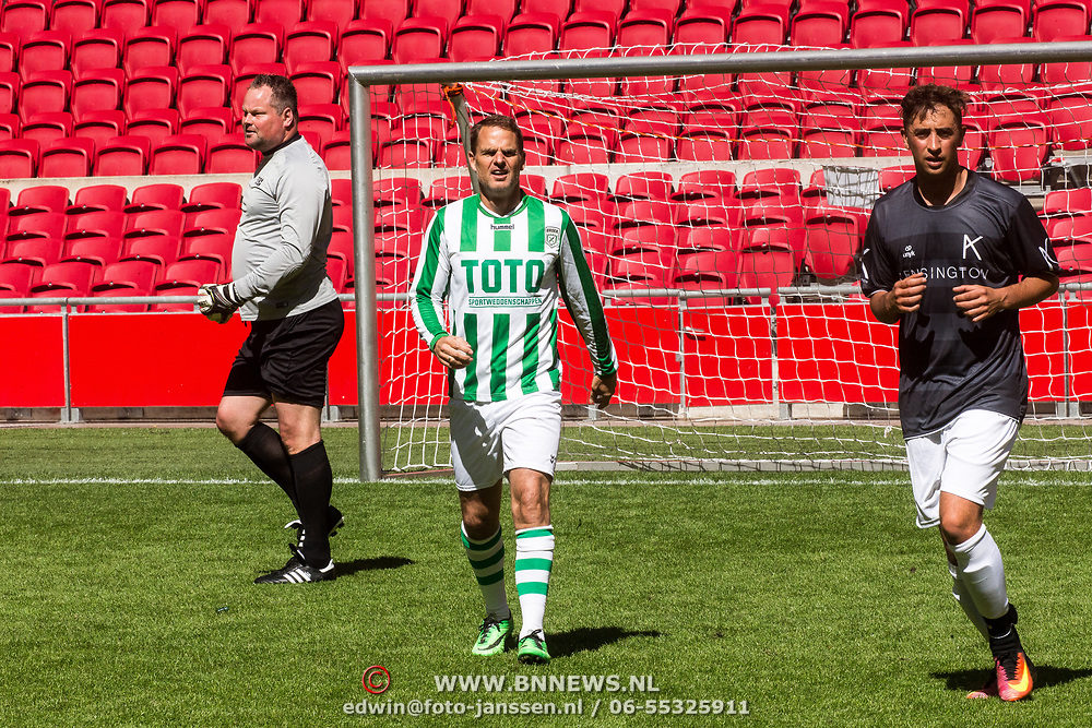 NLD/Amsterdam/20180503- Coen en Sander Live vanuit Johan Cruijff Arena, Yes-R en jeroen Verhoeven en Frank de Boer