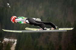 Markus Eisenbichler (GER) during Ski Flying Hill Men's Individual Competition at Day 4 of FIS Ski Jumping World Cup Final 2017, on March 26, 2017 in Planica, Slovenia.Photo by Ziga Zupan / Sportida