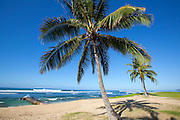 Maipalaoa Beach Park, Maili Point, Leeward Coast, Oahu, Hawaii