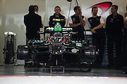 October 8, 2015: Russian GP 2015: Jenson Button (GBR), McLaren Honda