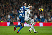 Coentrao and Christian fighting