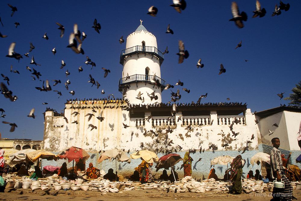 The Hamoudi Mosque, Djibouti