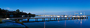 Belmont Jetty, Lake Macquarie, Australia