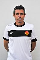 Olivier Frapolli - 04.09.2014 - Photo officielle Orleans - Ligue 2 2014/2015<br /> Photo : Philippe Le Brech / Icon Sport