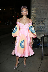 The Naked Heart Foundation's Fabulous Fund Fair at the Roundhouse in London, UK. 18 Feb 2019 Pictured: Adwoa Aboah. Photo credit: Fred Duval/MEGA TheMegaAgency.com +1 888 505 6342