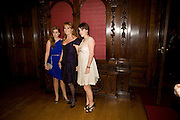 DUCHESS OF YORK;  PRINCESS BEATRICE; PRINCESS EUGENIE. The World Premiere of Young Victoria in aid of Children in Crisis and St. John Ambulance. Odeon Leicesgter Sq. and afterwards at Kensington Palace. 3 March 2009