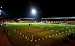 A general view of Vale Park, home of Port Vale - Mandatory by-line: Robbie Stephenson/JMP - 20/01/2017 - FOOTBALL - Vale Park - Stoke-on-Trent, England - Port Vale v Bury - Sky Bet League One