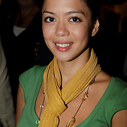NLD/Hilversum/20080822 - Kim Lian van der Meij terug in de musical Fame, Cystine Carreon
