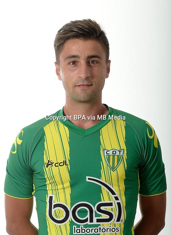 Portugal - Primera Liga NOS 2015-2016 /  <br /> ( CD Tondela ) - <br /> Pedro Joel Pereira Silva &quot; Joel &quot;