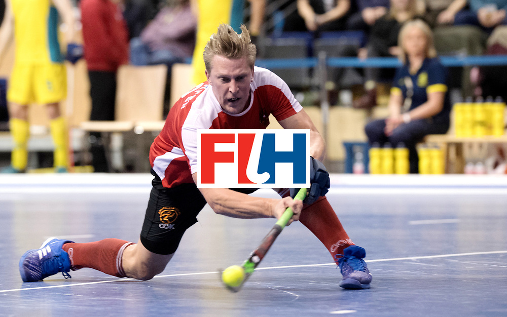 BERLIN - Indoor Hockey World Cup<br /> Semi-final 2: Australia - Austria<br /> foto: Michael K&ouml;rper.<br /> WORLDSPORTPICS COPYRIGHT FRANK UIJLENBROEK