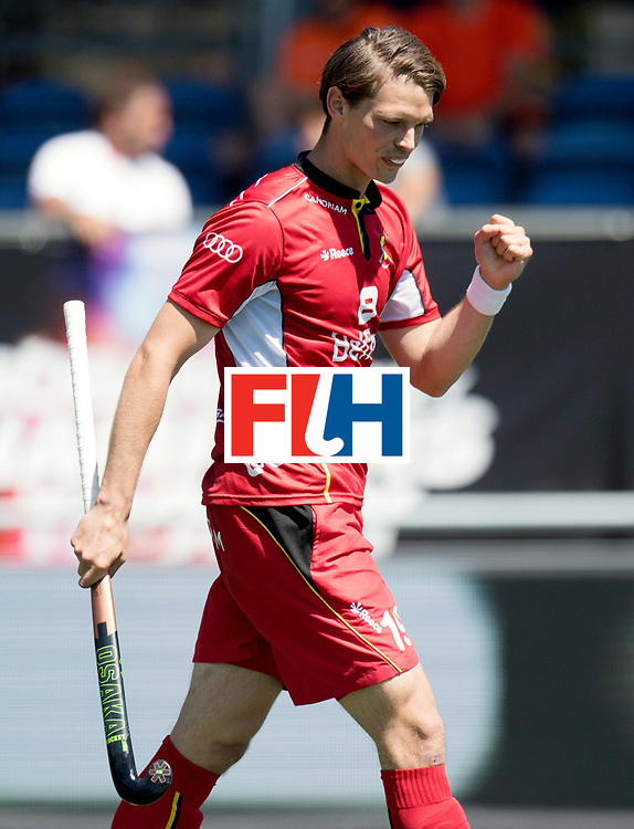 BREDA - Rabobank Hockey Champions Trophy<br /> 5th/6th place Belgium - Pakistan<br /> Belgium wins after shoot out.<br /> Photo: Felix Denayer.<br /> COPYRIGHT WORLDSPORTPICS FRANK UIJLENBROEK