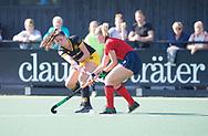 EINDHOVEN - 2017 Hoofdklasse dames<br /> Den Bosch v Laren<br /> Foto: Lidewij Welten.<br /> WORLDSPORTPICS COPYRIGHT FRANK UIJLENBROEK